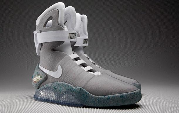 Nike обіцяє випустити кросівки з фільму Назад в майбутнє 2015 року