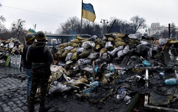 Сюжет дня. Майдан освобождает улицы и здания