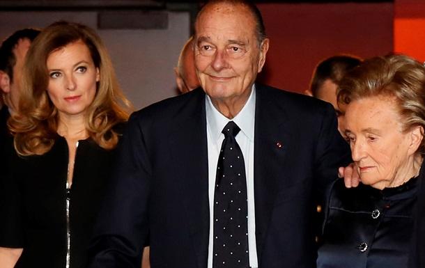 Бывший президент Франции Жак Ширак госпитализирован