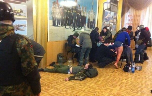 Минобороны требует от протестующих освободить Дом офицеров