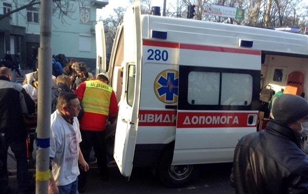 Пятеро участников массовых столкновений погибли - киевская мэрия