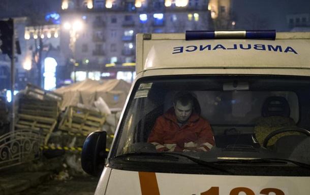 Во время столкновений в Киеве пострадали трое детей – Минздрав