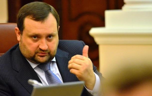 Арбузов: Происходящее в Киеве – попытка захватить власть, а не проявление демократии