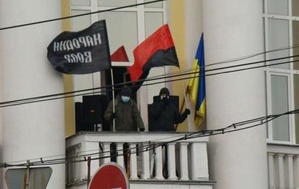 Львовская  Народная рада  подчинила себе исполнительные органы области