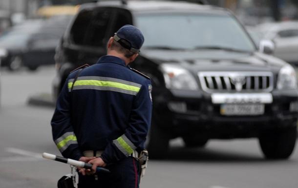 Лубны, через которые проходит трасса Харьков-Киев, заблокированы