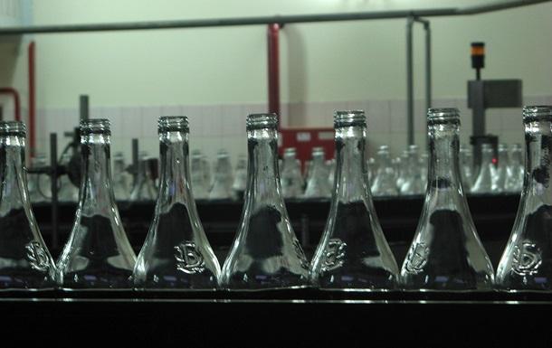 В январе в Украине выросло производства водки, коньяка и сигарет