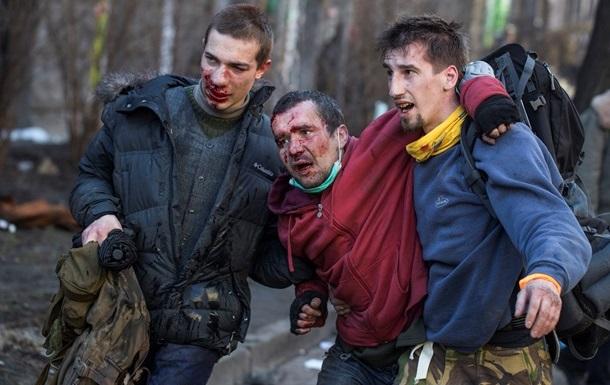 В результате беспорядков в Киеве госпитализированы 263 митингующих и 342 милиционера – Минздрав