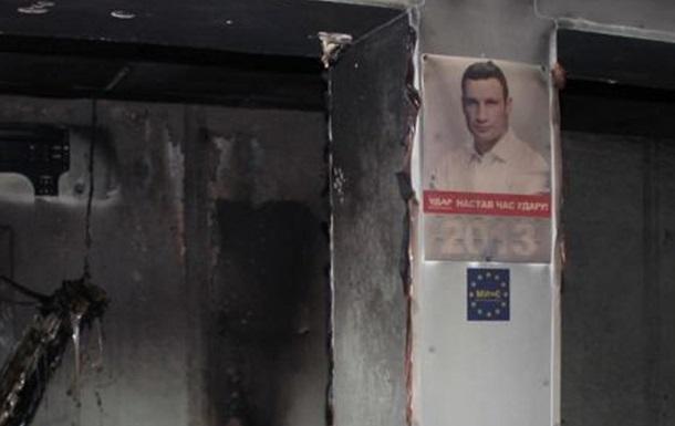 Погром в Киевском офисе Партии регионов спровоцировал волну атак