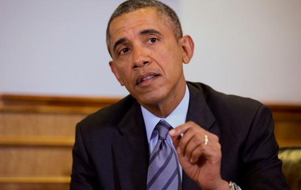 Обама заявил, что США и Россия не разыгрывают Украину на  шахматной доске