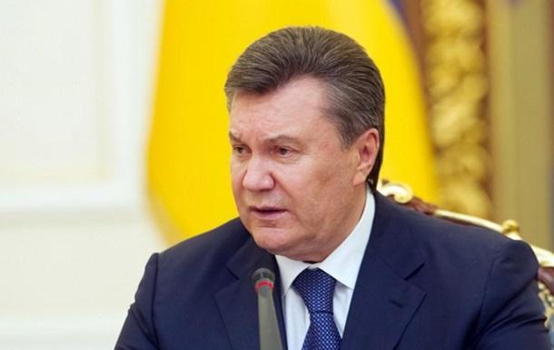 Янукович проводит встречу с главами МИД Германии, Франции и Польши