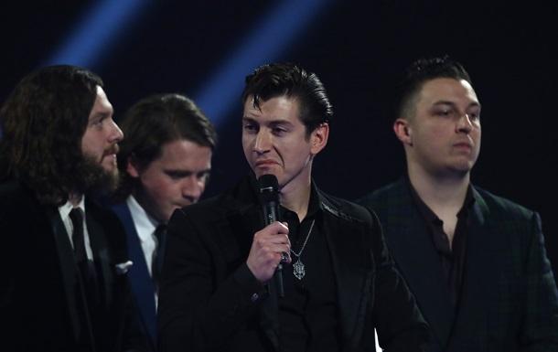 В Лондоне раздали музыкальные премии Brit Awards