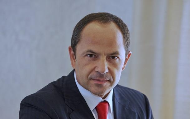 Группа депутатов уполномочили Тигипко вести переговоры по урегулированию кризиса