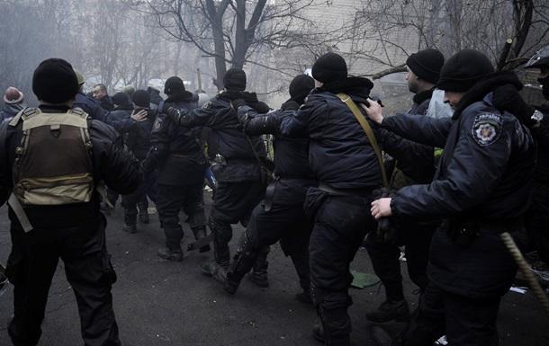 Около 60 пленных правоохранителей находятся в киевской мэрии – СМИ
