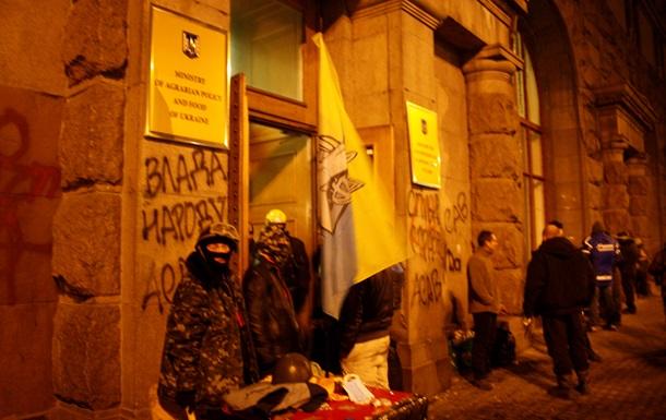 Внешние силы не должны  подзуживать  украинскую оппозицию – МИД РФ