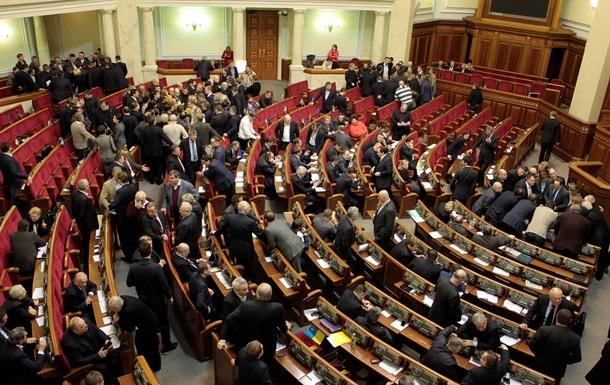 Ляшко назвал кандидатов на должности спикера и вице-спикеров ВР от оппозиции