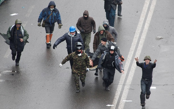Судмедэксперты написали, что убитый двумя пулями гражданин Грузии умер от сердечной недостаточности - Евромайдан-SOS