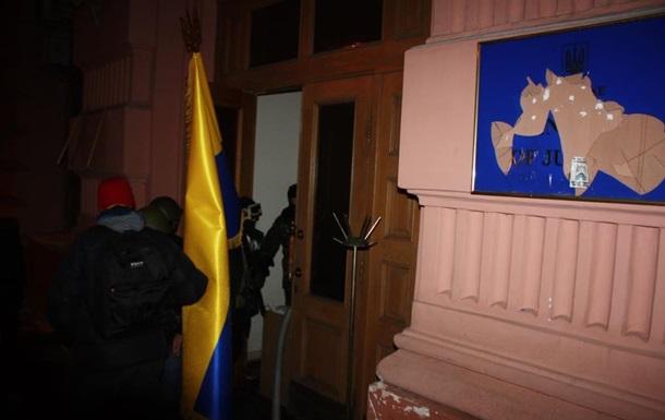 Студенты захватили Министерство образования - активист