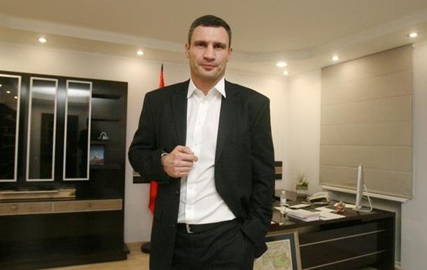 Дату досрочных выборов президента назначит парламент – Кличко