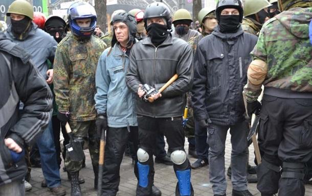 ВВ готовы не применять насилие к демонстрантам и разблокировать центр Киева