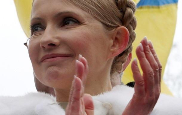 В Раде предлагают рассмотреть вопрос освобождения Тимошенко