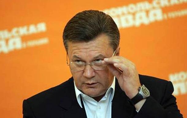 Оппозиция заявляет, что президент Янукович должен немедленно уйти в отставку