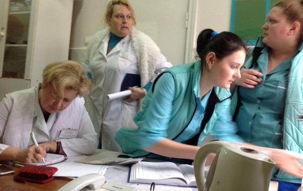 Число пострадавших в Киеве выросло до 608 человек - Минздрав