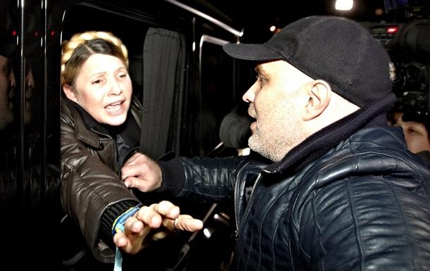 Белый дом приветствует освобождение Тимошенко и выступает за формирование нового правительства
