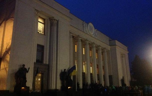 Решения Верховной Рады от 22 февраля легитимны - юрист