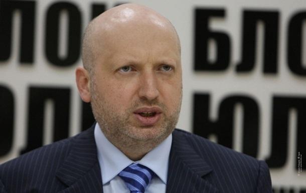 ЦИК сегодня объявит о начале досрочных выборов президента - Турчинов