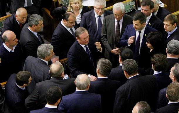 Партия регионов на съезде 1 марта рассмотрит вопрос о выдвижении своего кандидата в президенты - Ефремов