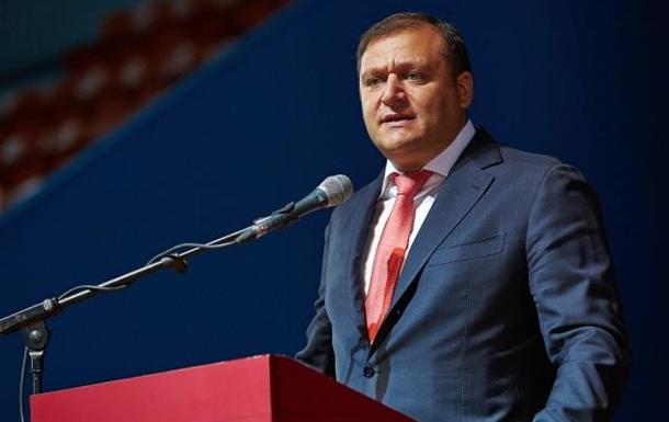 Добкин назвал события в Украине этническим конфликтом