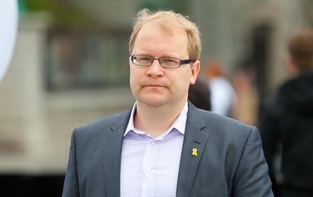 Министр иностранных дел Эстонии едет в Киев