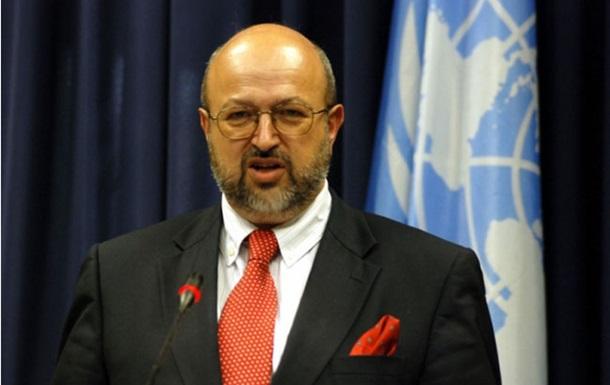 Генсек ОБСЕ во вторник обсудит в Москве ситуацию в Украине