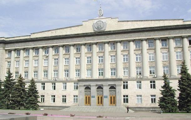 Новым председателем Черкасского облсовета избрали представителя Батькивщины