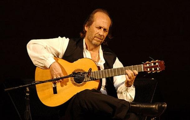 Умер легендарный гитарист Пако де Лусия