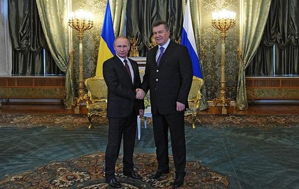 Украина и Россия заморозили выполнение обязательств по сотрудничеству от 17 декабря
