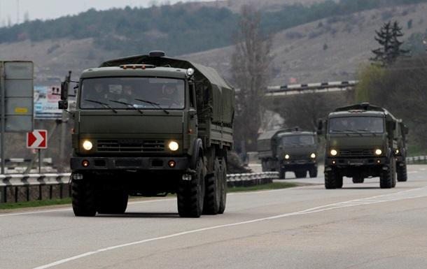 Сепаратизм в Крыму: онлайн-трансляция