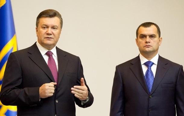 Янукович и Захарченко объявлены в международный розыск – генпрокурор Махницкий
