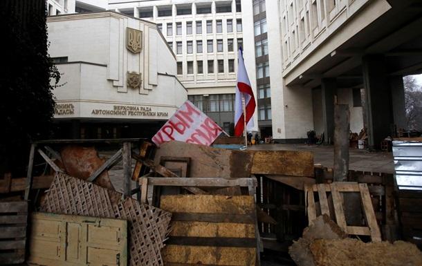 Генсек НАТО обратился к России по поводу ситуации в Крыму
