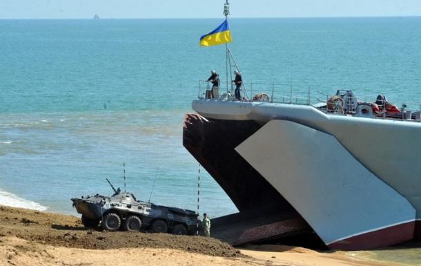 Минобороны Украины не теряло связь с военными частями в Крыму - заявление