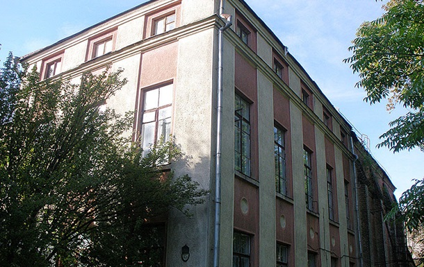 Административный корпус киностудии Довженко захватили неизвестные