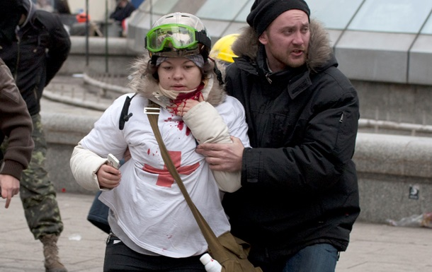 Средства, вырученные от концерта британцев O.Children, будут перечислены тяжело раненой медику-волонтеру Майдана