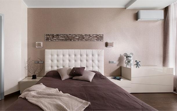 Анти-Межигорье. Как оформить спальню в стиле минимализма