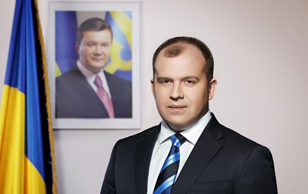 Днепропетровский губернатор Колесников подал в отставку