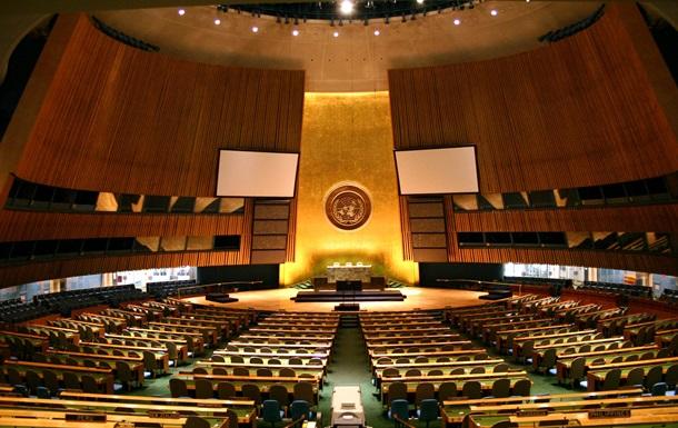 Совбез ООН проводит неофициальную встречу по ситуации в Украине