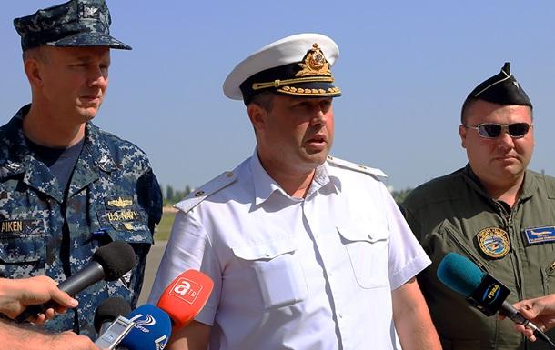 Турчинов назначил командующего Военно-морскими силами ВСУ Украины