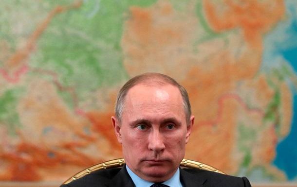 Путин рассказал Парижу, что в Украине существует угроза жизни русским