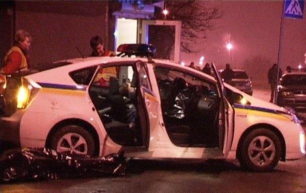 Ночью в Киеве неизвестные расстреляли трех работников ГАИ