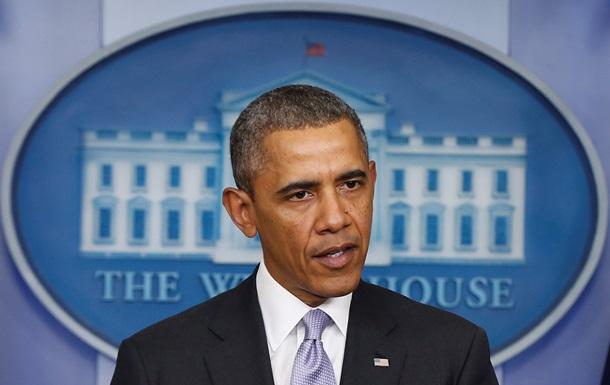 Обама поручил своей администрации работать над срочной финансовой помощью Украине