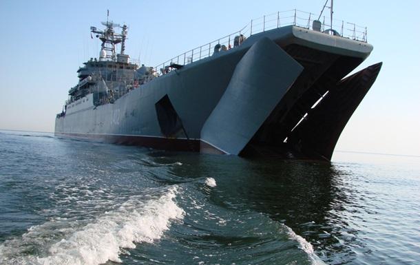 Командующий ВМС Украины присягнул на верность народу Крыма
